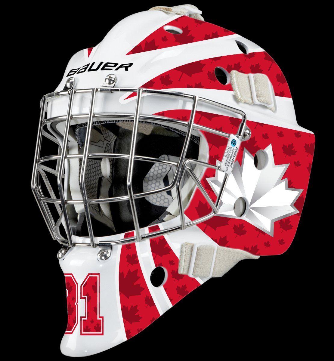 Cageskinz canada mask kit