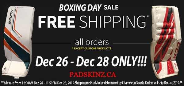 BOXING DAY SALE!!!