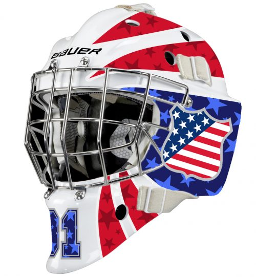 CageSkinz USA Mask Kit