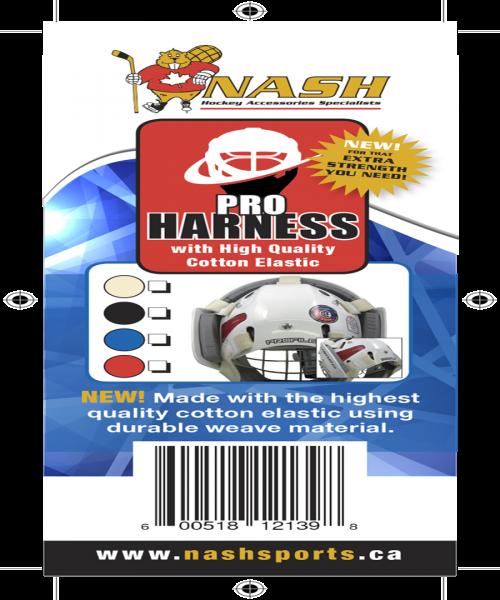 Pro Goal Mask Harness