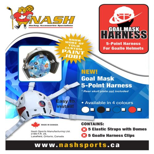 Goal Mask Harness
