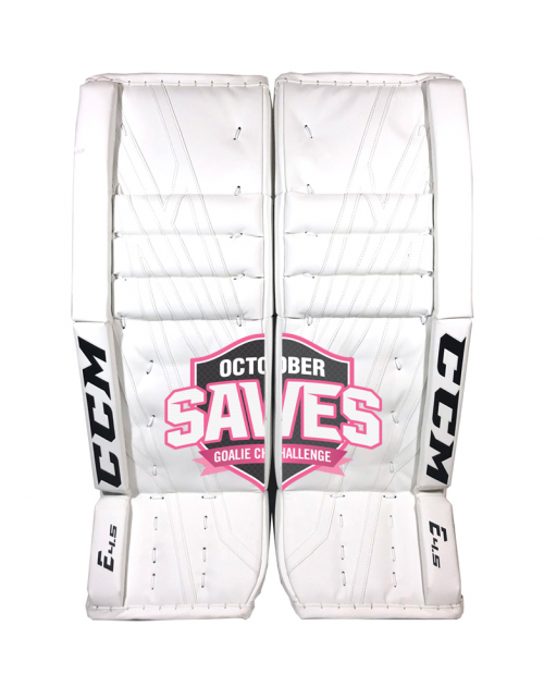 October Saves Split Pad Logo
