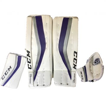 Purple and Silver PadSkinz