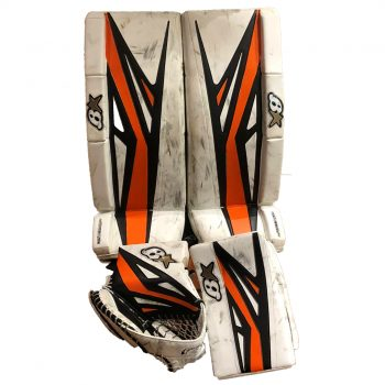 Orange and Black PadSkinz